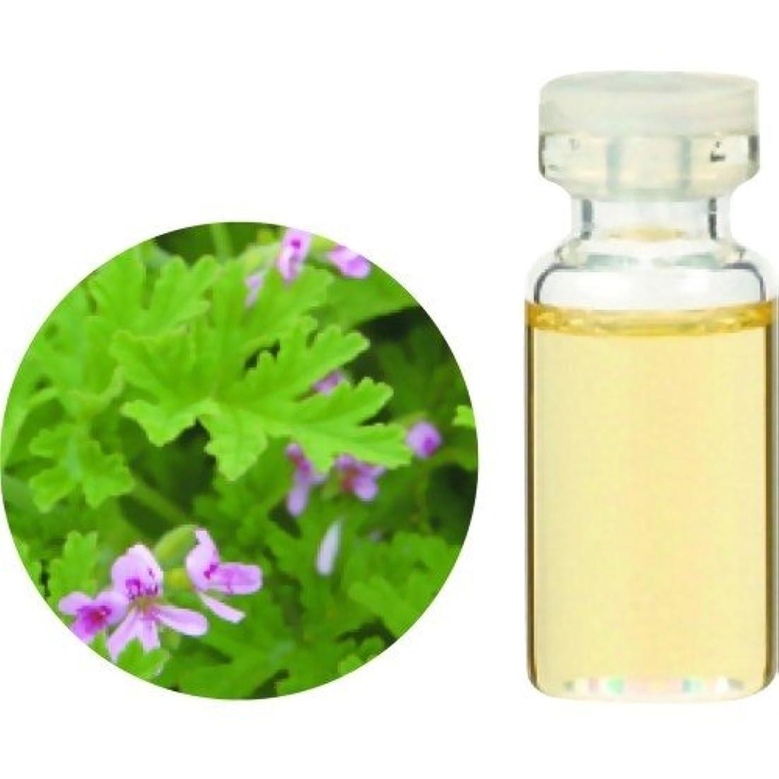 ますます小説用量生活の木 Herbal Life Organic ゼラニウム 10ml