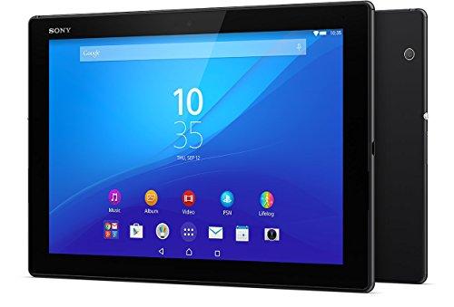 Sony Xperia Z4 Tablet (SIMフリー LTE, 32GB, Black)[並行輸入]