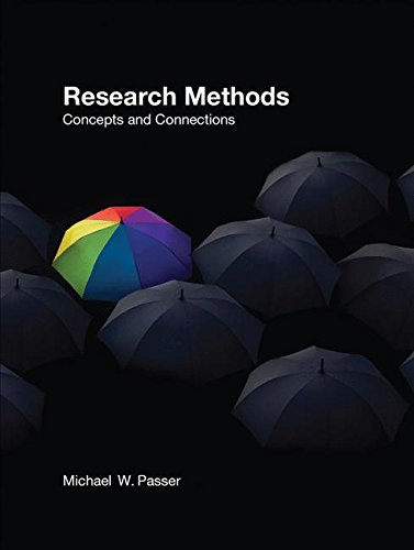 Download Research Methods: Concepts and Connections 0716776812