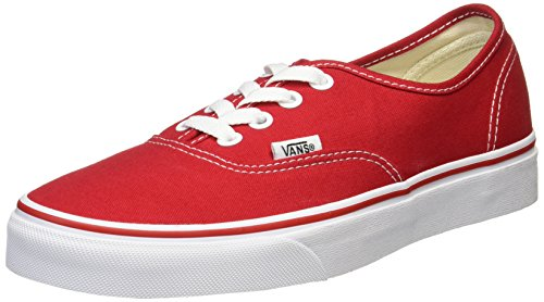 [バンズ] スニーカー Basic Authentic Red US 7.5(25.5 cm)