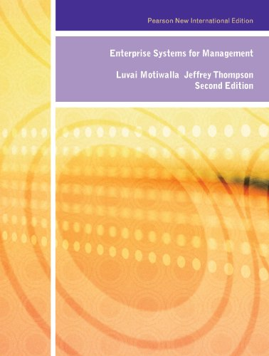 Information systems today valacich 5th edition ebook coupon codes enterprise systems for management pearson new international edition enterprise systems for management pearson new international edition fandeluxe Image collections