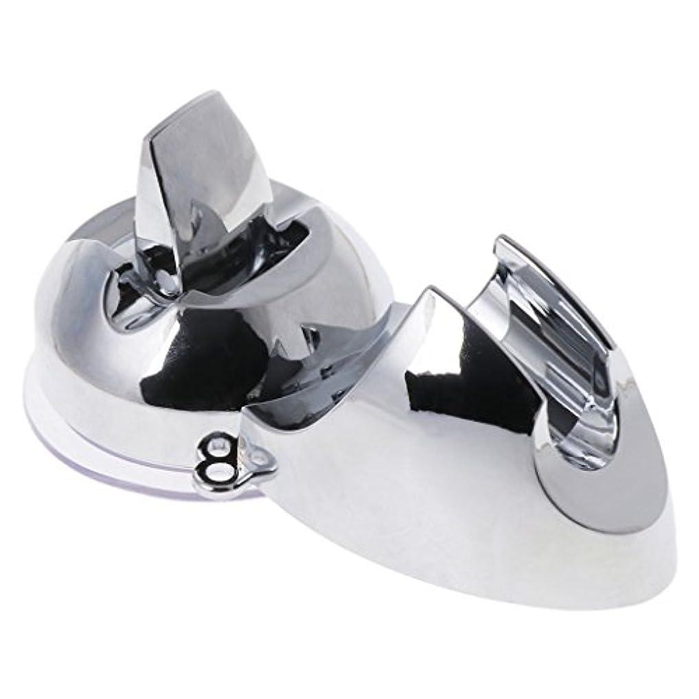 Lamdooヘッドホルダー調整ドリルマウントなしの取り付け可能なシャワーハンドサクションカップ