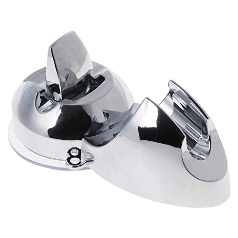 着替える君主制間違いLamdooヘッドホルダー調整ドリルマウントなしの取り付け可能なシャワーハンドサクションカップ
