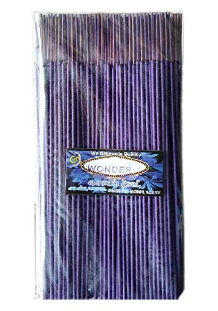 元気アシスタント偏見Divyam Wonder Incense Stick/Agarbatti -Purple (500 GM. Pack)