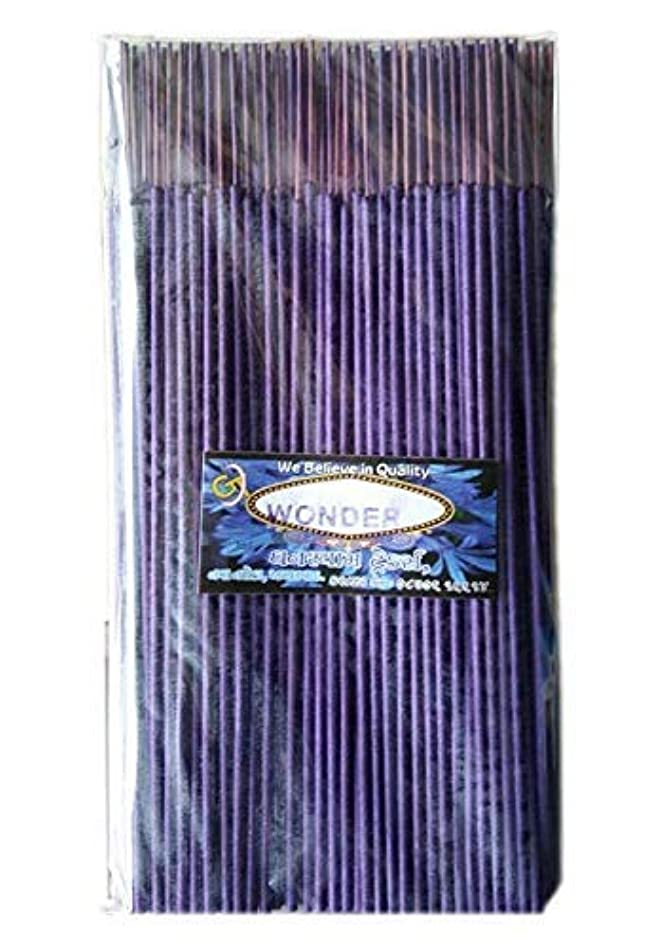 クライアントどうやら第九Divyam Wonder Incense Stick/Agarbatti -Purple (500 GM. Pack)