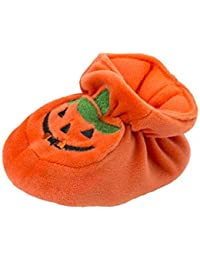 Fenteer ベビーシューズ ハロウィン カボチャ シューズ 靴 コスチューム 全3サイズ