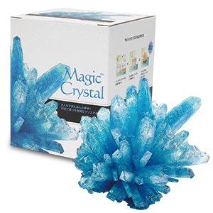 マジッククリスタル  ブルー  10日で育つ不思議なクリスタル