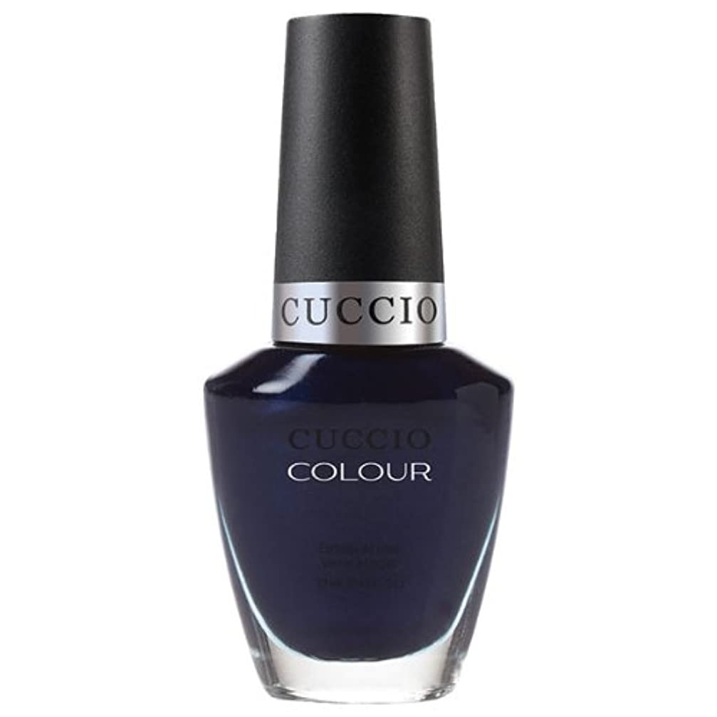促すダウンタウン切り離すCuccio Colour Gloss Lacquer - On the Nile Blue - 0.43oz / 13ml