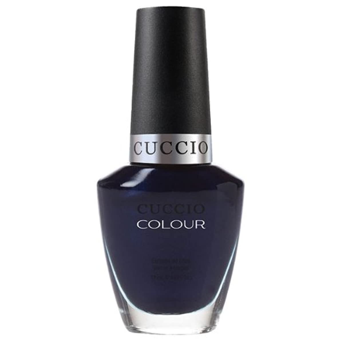 加速する収入ペースCuccio Colour Gloss Lacquer - On the Nile Blue - 0.43oz / 13ml