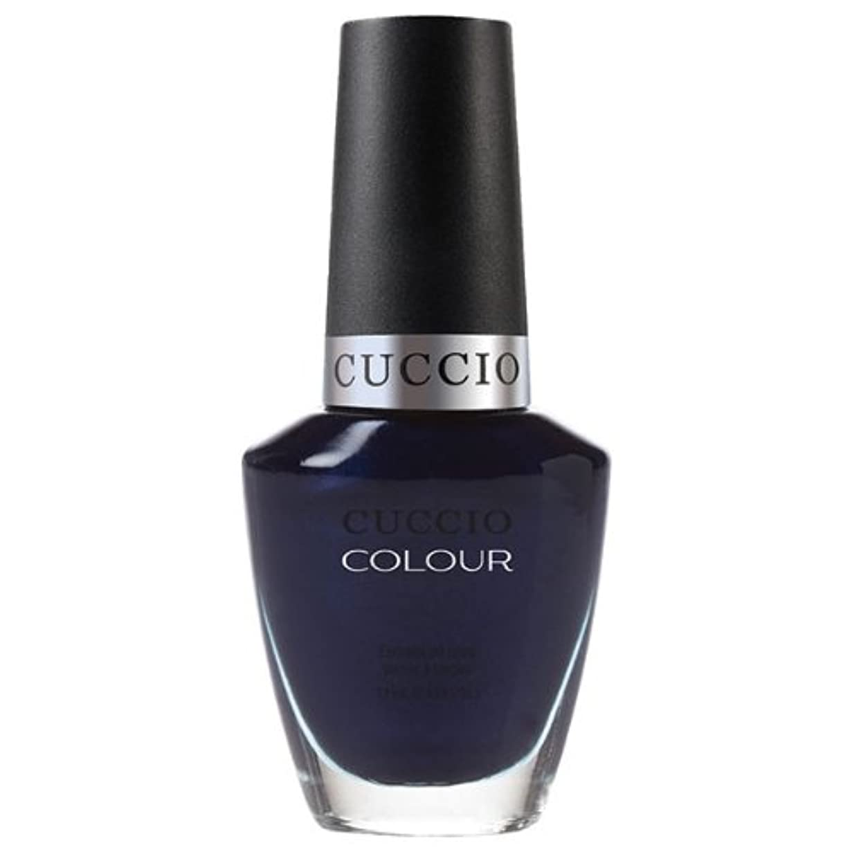 モーターシンプトンラインCuccio Colour Gloss Lacquer - On the Nile Blue - 0.43oz / 13ml