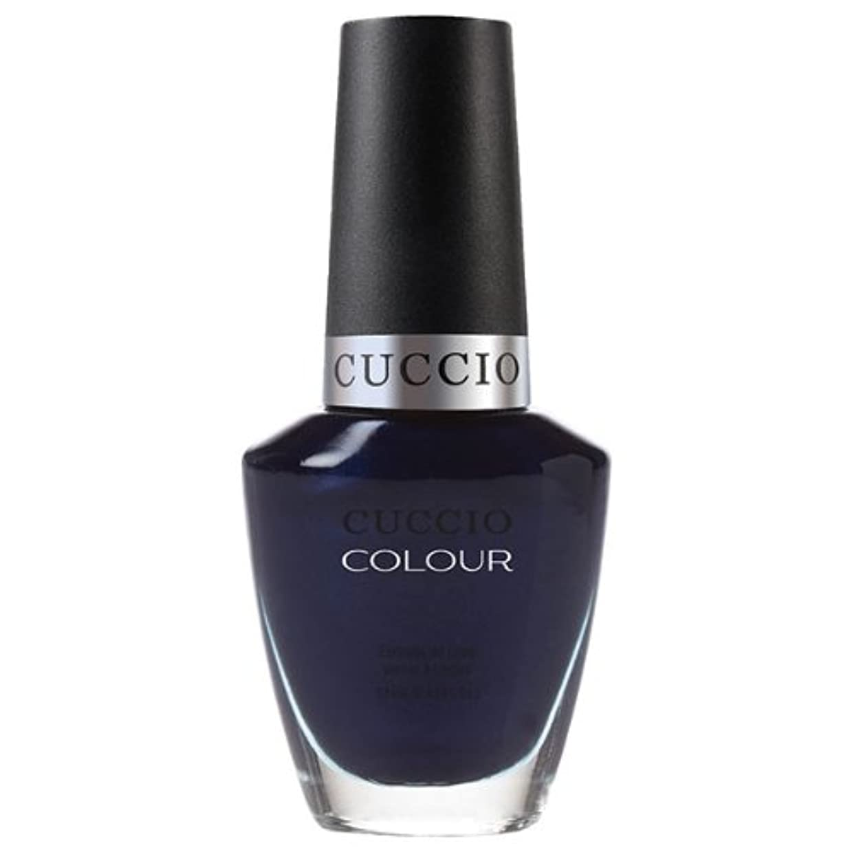 入り口ペルソナ廃止Cuccio Colour Gloss Lacquer - On the Nile Blue - 0.43oz / 13ml