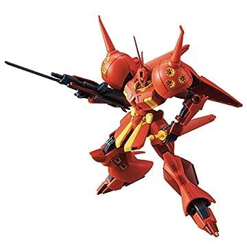 HGUC 機動戦士Zガンダム R・ジャジャ 1/144スケール 色分け済みプラモデル