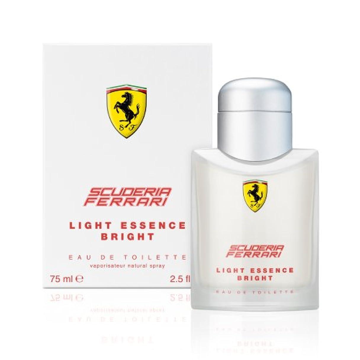 広げる化粧消費者フェラーリ ライトエッセンス ブライト オードトワレ 75mL