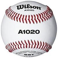 a1020スーパーSeamテクノロジーBaseballsからウィルソン – ケースof 10ダース