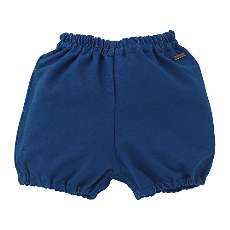 (チャックルベビー) chuckle BABY * ボンシュシュ * かぼちゃ デニムパンツ ブルー 70-80cm P3229-80-31