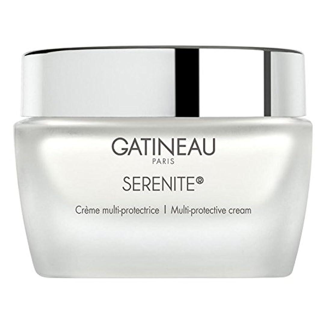 租界投資低いGatineau Multi Protective Cream 50ml - ガティノーマルチ保護クリーム50 [並行輸入品]