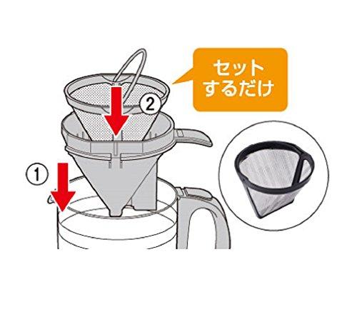 パナソニック『コーヒーメーカーNC-R500』