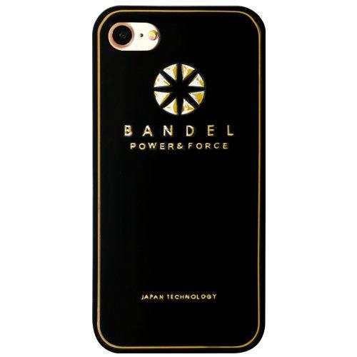 バンデル(BANDEL) ロゴ iPhone 8専用 シリコ...