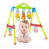 0~3歳の新生児の多機能フィットネスラックジム子供教育玩具パズル