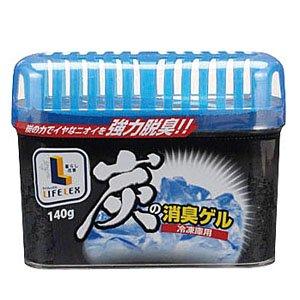 コーナン オリジナル 炭の消臭ゲル 冷凍庫用 140g