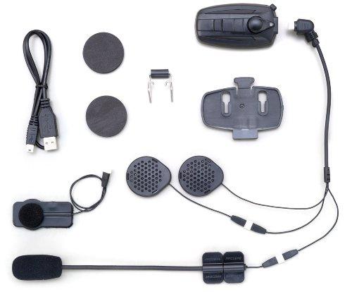 デイトナ(DAYTONA) バイク用インカム COOLROBO GT 1UNIT Bluetooth 90201