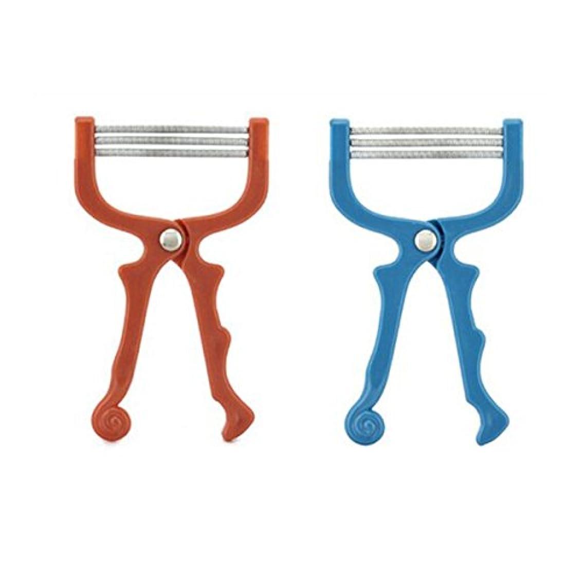 熱狂的なライバル露出度の高いROSENICE フェイスエピローラー 脱毛器(ランダム カラー)