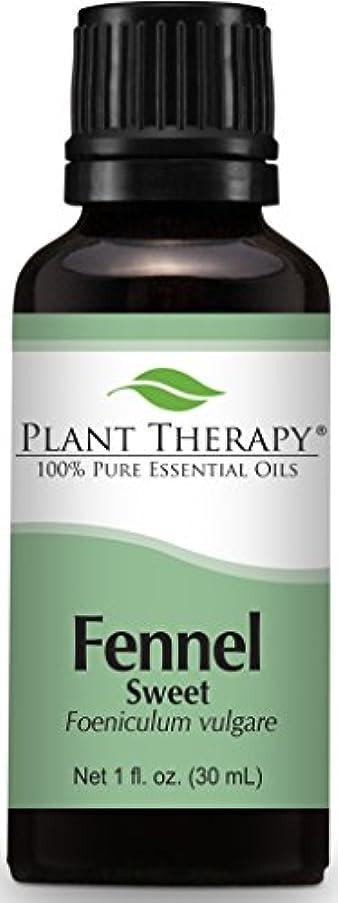 生物学壮大パンサー植物セラピーフェンネル(甘い)エッセンシャルオイル。希釈していない、純粋な100%。 30ミリリットル(1オンス)。