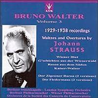 Bruno Walter - Vol 3 - 1929-38 - Strauss
