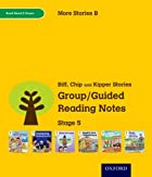 Oxford Reading Tree: Level 5: More Stories B: Group/Guided Reading Notes