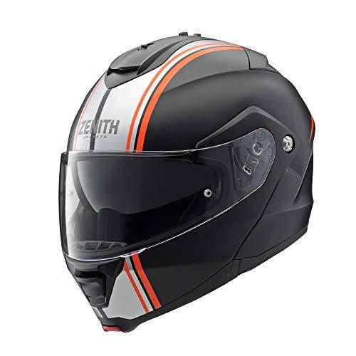 ヤマハ(YAMAHA) バイクヘルメット システム YJ-19 ZENITH サンバイザーモデル グラフィック GF-03 オレンジ Sサイズ (55-56cm) 90791-2362W
