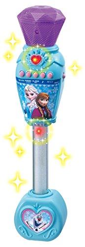 アナと雪の女王 光る! スティックカラオケマイク