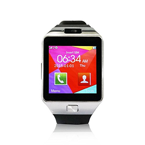 Antech Bluetooth smart watch DZ09-N スマ...
