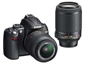 Nikon デジタル一眼レフカメラ D5000 ダブルズームキット D5000WZ