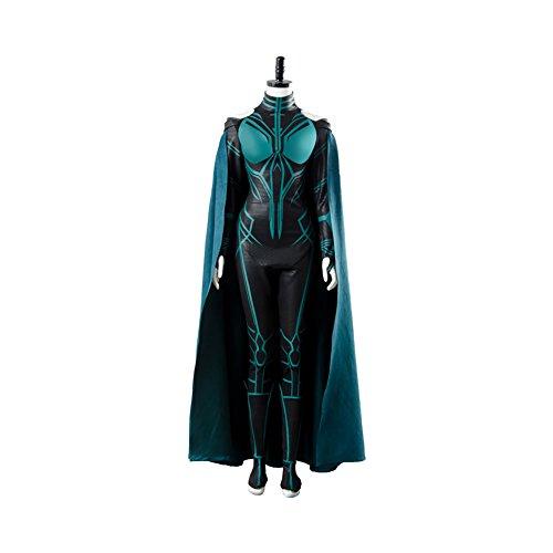 mrcos マイティ・ソー バトルロイヤル Thor: Ragnarok コスプレ ヘラHela コスプレ 衣装 女性M