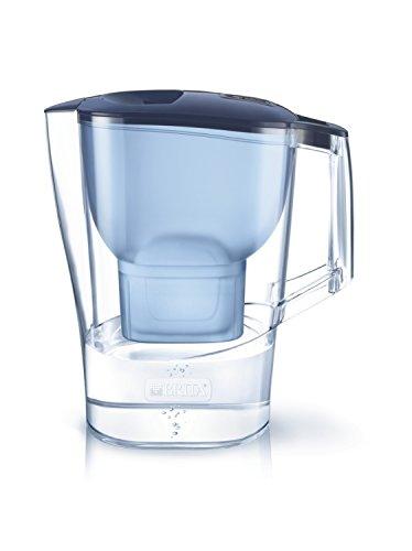 ブリタ 浄水 ポット 2.0Lアルーナ XL ブルー マクストラプラス カートリッジ 1個付き 【日本仕様・日本正規品】