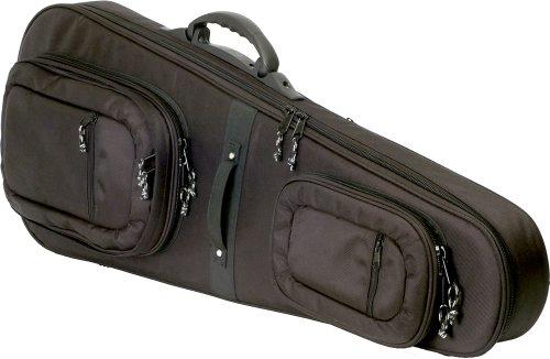 KC エレキギター用 セミハードケース SHE-120/BK ブラック