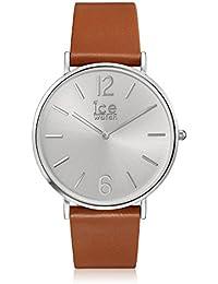 [アイスウォッチ]ICE-Watch 腕時計 メンズ/レディース シティタンナー CITY tanner 41mm キャラメル/シルバー 001521(CT.CSR.41.L.16) [正規輸入品]