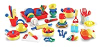ままごと お母さんごっこ キッチンセット Pretend & Play Kitchen Set LER9157