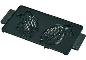 シュアー たい焼きプレート(マルチホットサンドメーカーSMS-802/DSM-803用) OP-8004