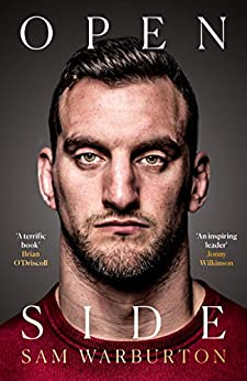Open Side: The Official Autobiography by [Warburton, Sam]