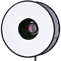 RoundFlash Ring(ラウンドフラッシュ) クリップオンストロボ用リング型ソフトボックス