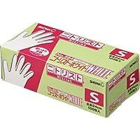 ショーワグローブ/SHOWA ニトリストホワイト No.884(100枚入)×20箱 (S)