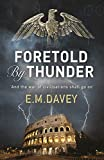 Foretold by Thunder (Book 1 in The Book of Thunder series) (English Edition) 画像