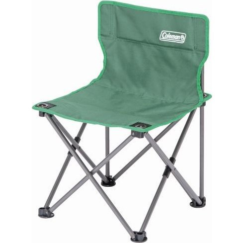 Coleman(コールマン) コンパクトクッションチェア 折り畳み 椅子 アウトドア (グリーン)