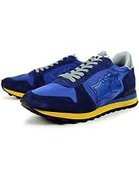 Atlantic STARS アトランティックスターズ ARGO アルゴ ATNYNGBN メンズ BLUE/SILVER ブルー ネイビー スニーカー 靴 [並行輸入品]