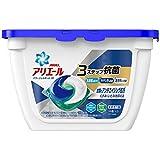 洗濯洗剤 ジェルボール3D 抗菌 アリエール 本体 18個