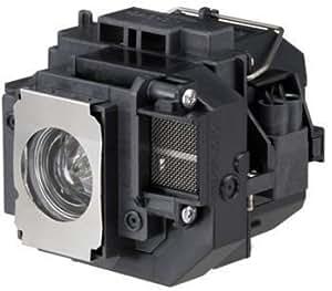 エプソン ELPLP54 汎用 交換 プロジェクターランプ (対応機種 Epson プロジェクター EB-W8 / EB-X8 / EB-S8)