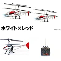 ?RAMASU?3.5ch RC BIG 全長750mm 電動ラジコン ヘリコプター 飛行機 (RA-D01WHGR RA-D01WHRD) (RA-D01WHRD(レッド))