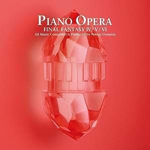 PIANO OPERA FINAL FANTASY IV/V/VI