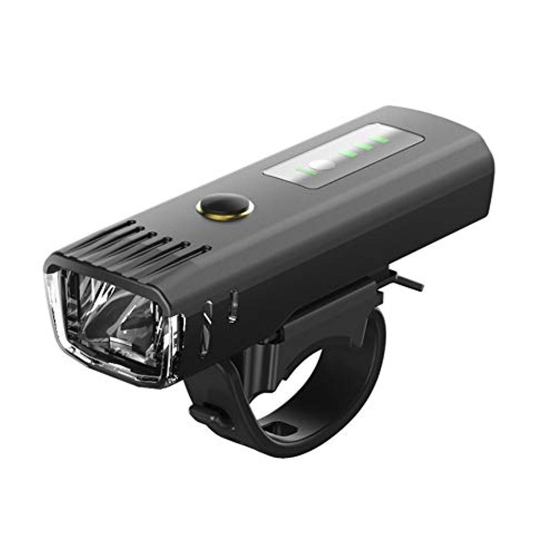 葉を拾う下手スケルトンK8 USB充電4モード敏感な自転車のフロントライトアンチグレア防水LEDサイクリングヘッドライト